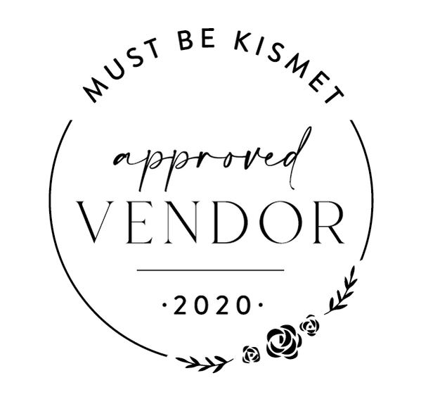 2020 Must Be Kismet Approved Vendor Badge